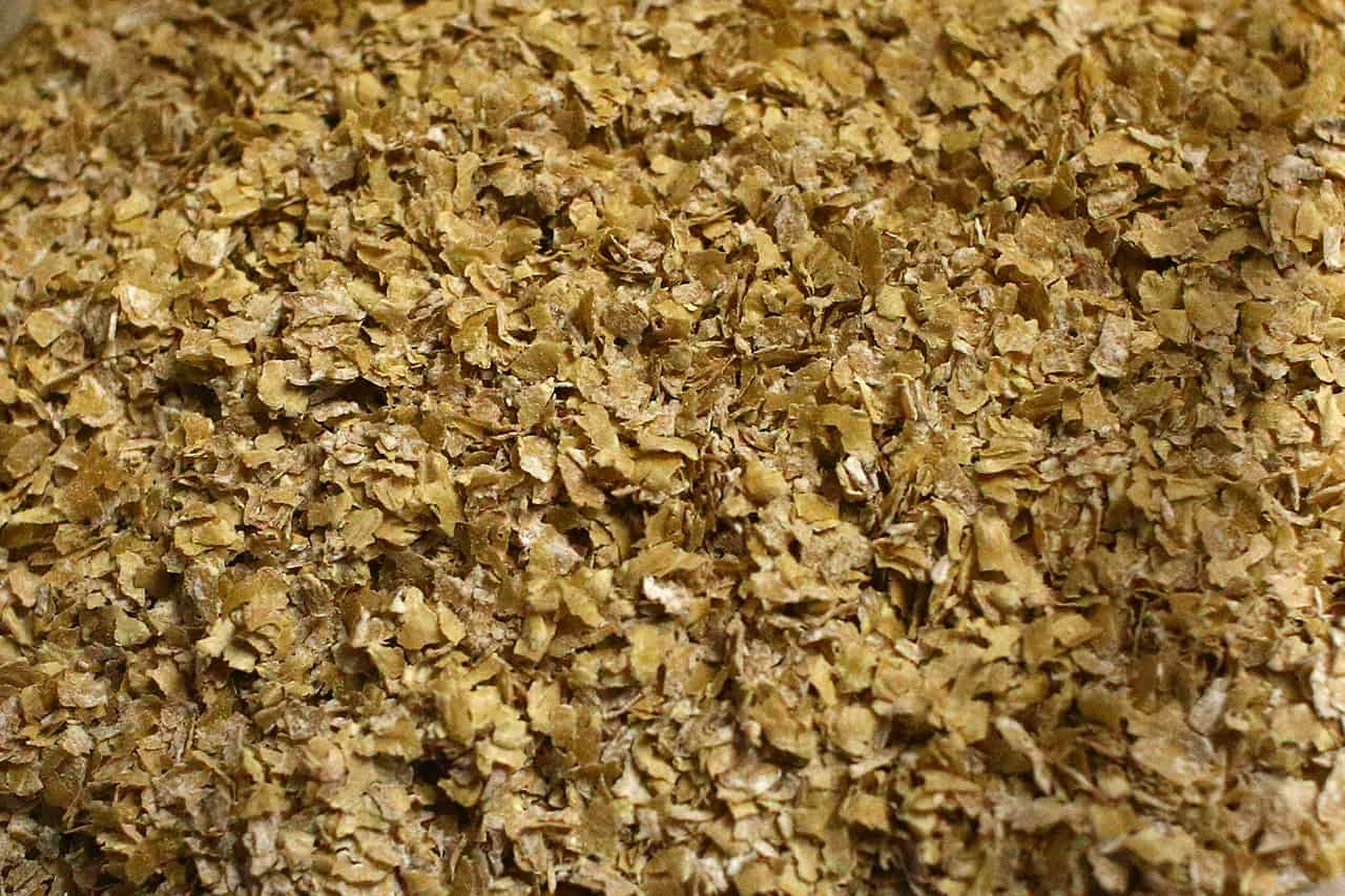 Organic Wheat Bran for Supplementing DIY Substrates